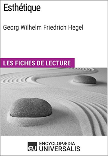 Esthétique de Hegel: Les Fiches de lecture d'Universalis