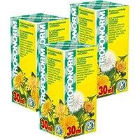 Troponorm Phyto Konzentrat - Pack von 3-21 Tage Kurs - Natürlichen Pflanzenextrakten Komplex - Effektive Behandlung... preisvergleich bei billige-tabletten.eu