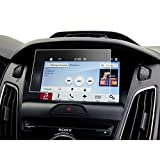 LFOTPP Ford Focus/Focus Electric ST RS 8 Zoll Navigation Schutzfolie - 9H Kratzfest Anti-Fingerprint Panzerglas Displayschutzfolie