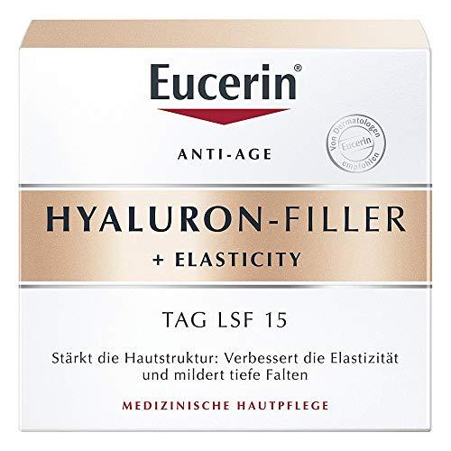 Eucerin Elasticity+Filler Tagespflege Creme, 50 ml