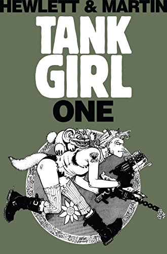 Tank Girl: Bk. 1