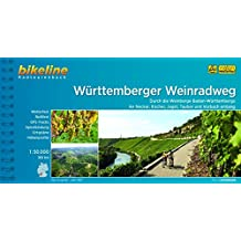 Württemberger Weinradweg Radtourenbuch GPS wp