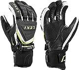 Leki Race Coach C-Tech S Handschuhe (schwarz/weiß), 9.5
