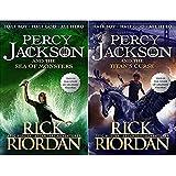 PERCY JACKSON Series Book 2 & 3