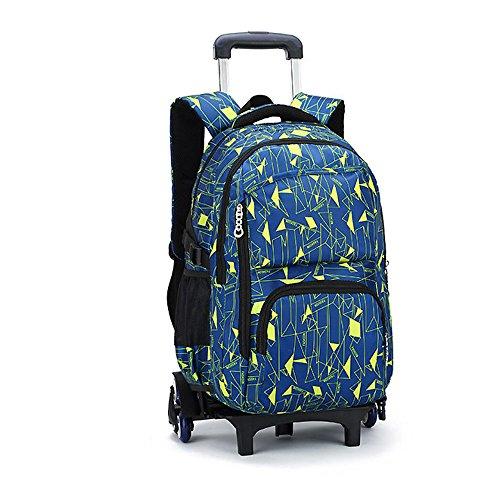 6b7865837e29 Bupin Rolling Backpack