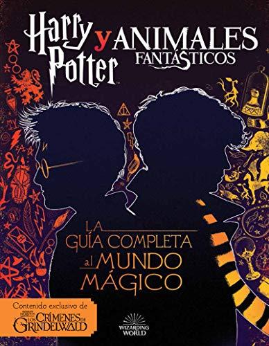 Harry Potter Animales Fantásticos. La guía mundo