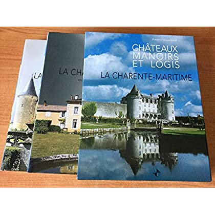 Chateaux Manoirs et Logis - Charente Maritime (Coffret)