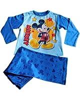 Mickey Mouse Pyjamas 1 To 5 Years Micky Mouse Pyjamas Mickey Pjs W14