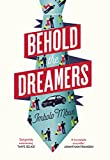 Front cover for the book Behold the Dreamers by Imbolo Mbue