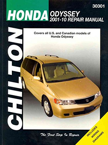 honda-odyssey-automotive-repair-manual-chilton-2001-10-by-john-a-wegmann-published-may-2012