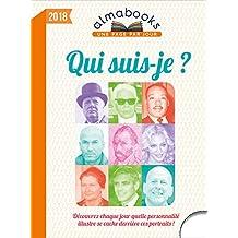 ALMANACH - Almabook Qui suis-je ? 2018