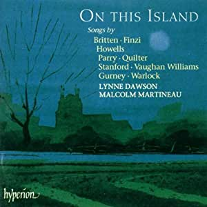 On This Island - English Songs
