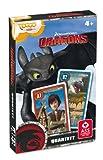 Dragons - Drachen zähmen leicht gemacht - Quartett von ASS Spielkartenfabrik Altenburg GmbH