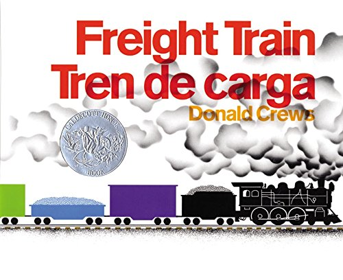 Tren de Carga por Donald Crews