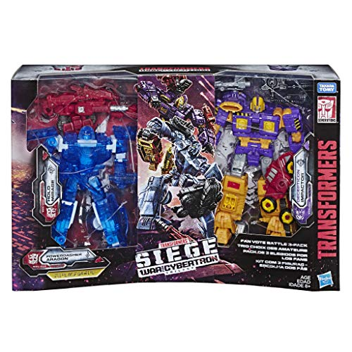 Transformers- Wfc: Siege Collection Premium Figures (Hasbro E5405E48)