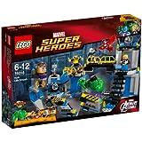 Lego - A1402002 - Destruction Du Labo Hulk - Héro