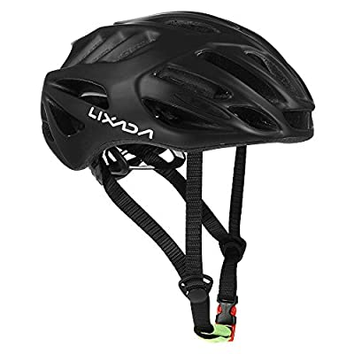 Cycle Helme,Lixada Bicycle Helme Mountain Bike Helmet 32 Vents Cycling Helmet Lightweight Sports Safety Protective Comfortable Adjustable Helmet for Men/Women from Lixada