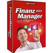 Lexware FinanzManager 2019 Box, Einfache Buchhaltungs-Software für private Finanzen & Wertpapier-Handel, Kompatibel mit Windows 7 oder aktueller
