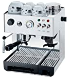 la Pavoni Domus Bar DMB - Cafetera (Independiente, Acero inoxidable, Espresso machine, Granos...