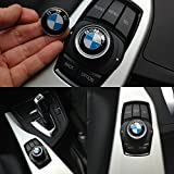 BMW 29 mm interior botón de sonido Multimedia iDrive controlador Badge Logo Emblema