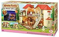 Sylvanian Families 2752 - Stadthaus mit Licht, Puppenhaus