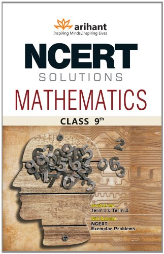 CBSE NCERT Solutions – Mathematics for Class 9 (2018 – 2019 Session) 51NFqAG9fTL