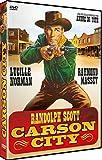 Les conquérants de Carson City (Carson City, Importé d'Espagne, langues sur les détails)