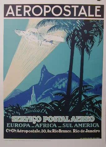 aeropostale-litografia-50-x-70-cm-soggetto-poster-poster-