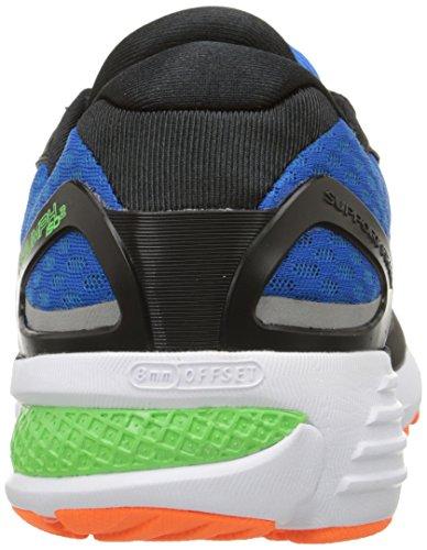 Saucony Triumph Iso 2, Chaussures de Trail Homme Bleu (Blue/Silver/Slime)