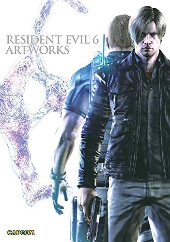 Resident Evil 6 Artworks by Capcom (2-Oct-2014) Paperback