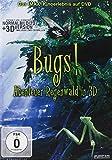DVD Cover 'Bugs! Abenteuer Regenwald
