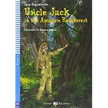 Uncle Jack in the Amazon Rainforest + CD by Jane Cadwallader (2014-05-01)