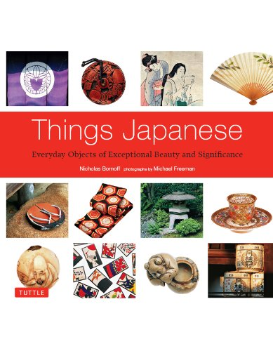 Things Japanese: Everyday Objects of Exceptional Beauty and Significance (Beauty-porzellan)