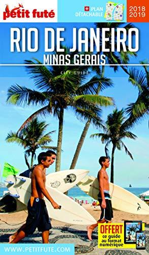 Guide Rio de Janeiro - Minas Gerais 2018-2019 Petit Futé
