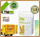 Neolife Formula IV (100Caps. Der erste der Welt, zu ergänzen die Stromversorgung mit mehr Faktoren für die Vitamine und die Faktoren Lebensmittel, Mineralstoffe und Enzyme, Lipide und Sterine gratis als erste Kunde neolifetea, 1Saschet)