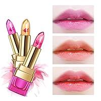 Membrane Jelly Warming Lipstick Hidratante Lifting Lips Gentle Lips Lipstick Maquillaje Fragancia ( Color : 01 )