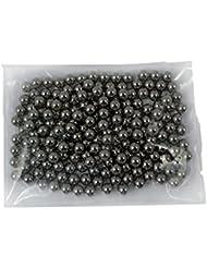 SMK - Rodamientos de bolas de acero al carbono (100 x 6 mm)