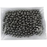 100 x 6MM CARBON STEEL BALL BEARINGS
