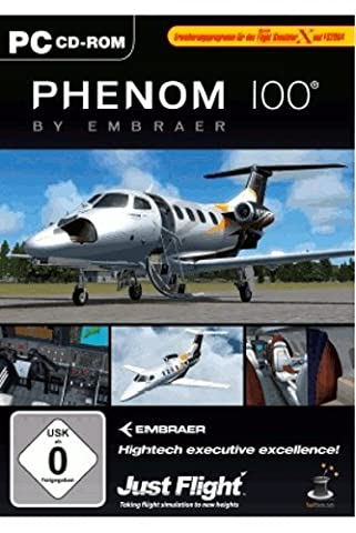 FSX AddOn: Embraer Phenom