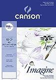 Canson 400056420 Imagine Mix-Media Papier