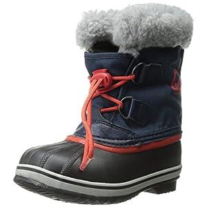 Unisex-Kinder Schneestiefel