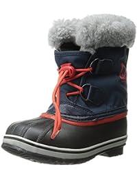 Sorel Yoot PAC Nylon, Unisex-Kinder Warm gefütterte Schneestiefel