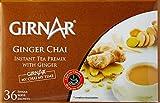 #7: Girnar Instant Tea Premix with Ginger, 36 Sachets