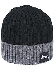 Jeep Man Tricot Hat Bonnet J5W