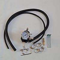 Benzindruckregler Schwarz Golf Vento 1 2 3 4 5 16V VR6 R32 Turbo R30 R28