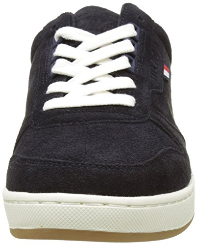 Tommy Hilfiger H2285oxton 2b, Sneakers Basses Homme Bleu (Midnight 403)