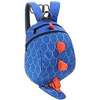 Cute Dinosaur Animals Kids Backpack Anti Lost Bag