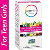 Best multivitamine Rainbow Light - Rainbow Light Teen Girl's Multivitamin plus Health Skin Review
