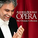 Opera, The Ultimate Collection showcases Andrea Bocellis vibrant personal journey through the world of opera.The collection features the most popular tenor arias from well-known operas such as La Boheme, Tosca, La Traviata, Madame Butterfly and Romeo...