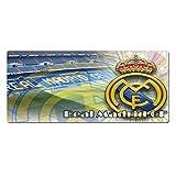 Mauspad/Mauspad / Fußmatte/Mauspad, Motiv: Champions League Arsenal Chelsea Manchester United Real Madrid, Dicker Naht, 800 x 300 x 3 mm